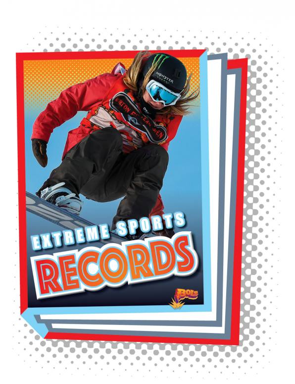 Extreme Sports Records (Paperback)