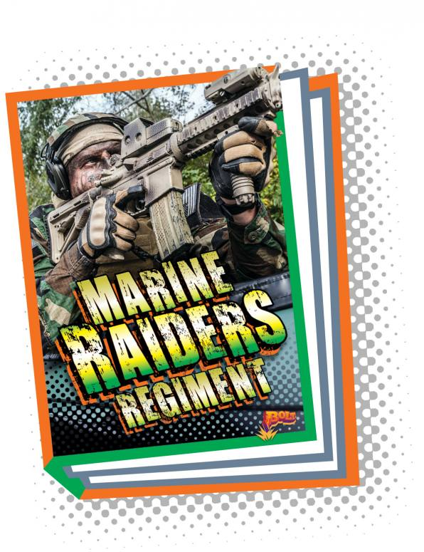 Marine Raiders Regiment
