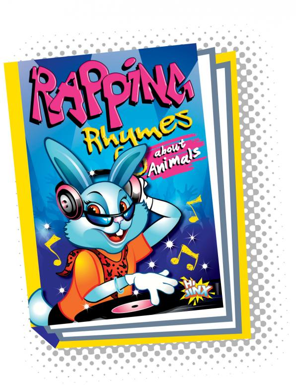 Rapping Rhymes about Animals (Paperback)