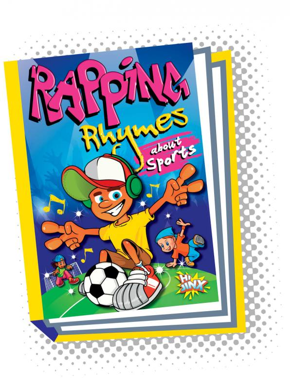 Rapping Rhymes about Sports (Paperback)