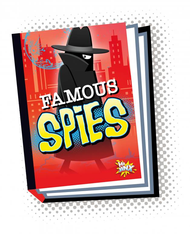 Famous Spies