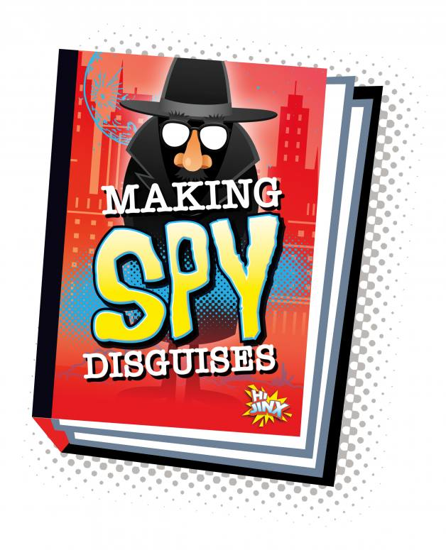Making Spy Disguises
