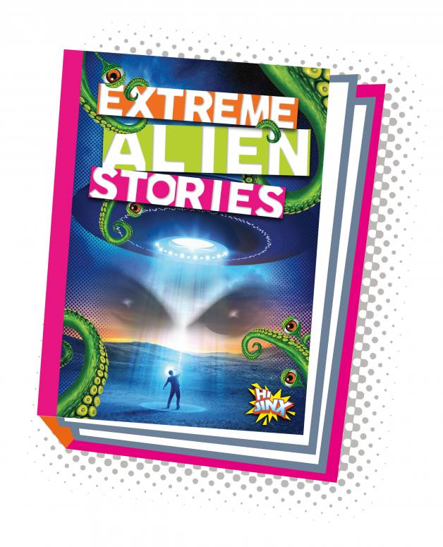 Extreme Alien Stories (Paperback)