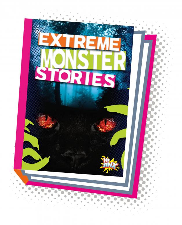 Extreme Monster Stories (Paperback)