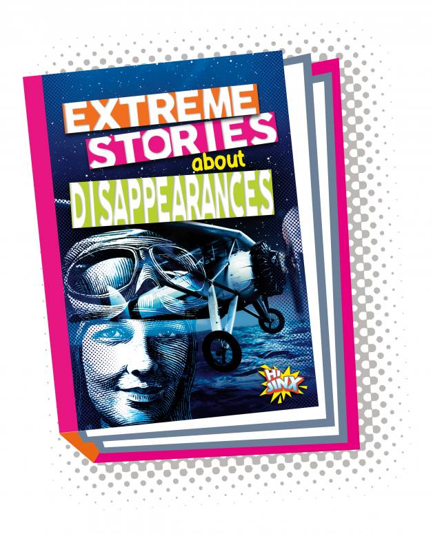 Extreme Stories about Disappearances (Paperback)