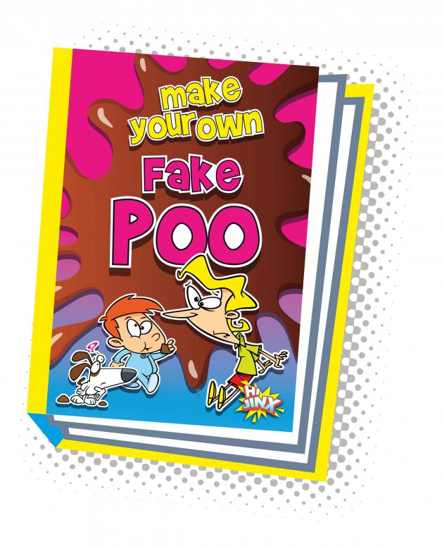 Make Your Own Fake Poo (Paperback)