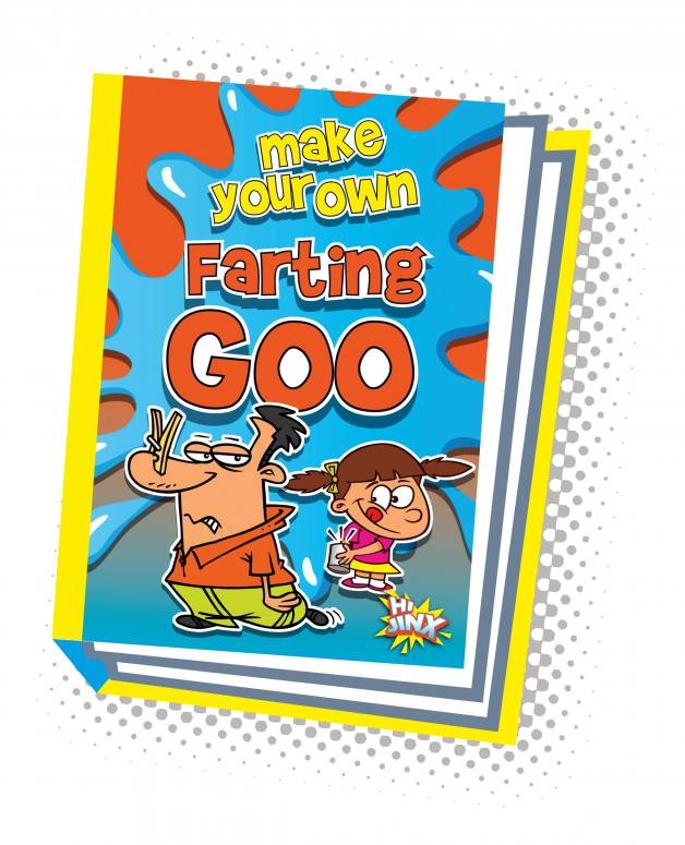 Make Your Own Farting Goo (Paperback)